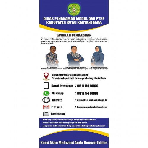 Fasilitas Layanan Pengaduan di DPMPTSP