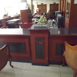 Fasilitas Pelayanan di Front Office