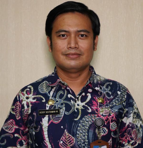 Deddy Sestiawan. M.SSTP