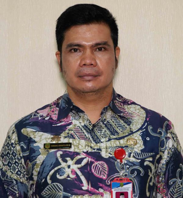 Dr. H. Bambang Arwanto, AP.M.Si